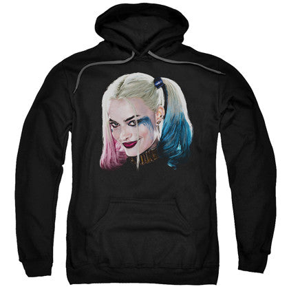 Suicide Squad Harley Quinn Adult Hoodie