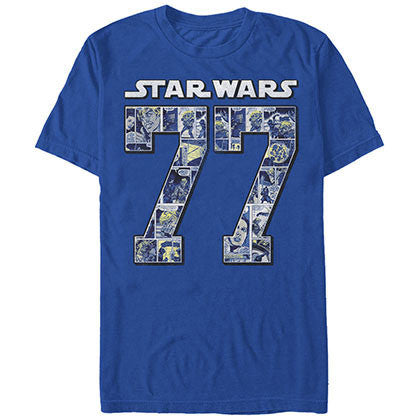 Star Wars Comic Fill T-Shirt