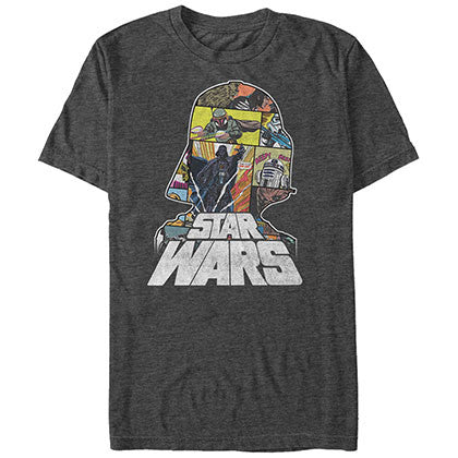 Star Wars Comic Relief Gray T-Shirt