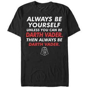 Star Wars Always Darth Vader T-Shirt