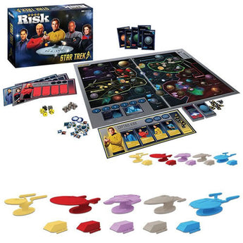 Star Trek Risk- 50th Anniversary Edition