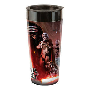 scifigeekstore.com star wars plastic travel mug with lid