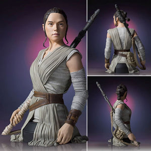 Star Wars Rey Mini Bust 1:6 scale - Ep VII The Force Awakens- FREE SHIPPING!