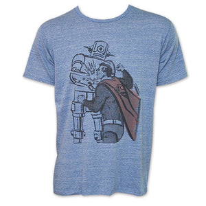 Junk Food Superman TShirt - Blue