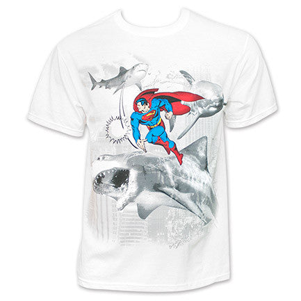 Superman vs. Sharks Shirt