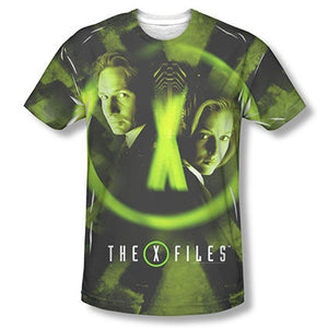 The X-Files Trust No One Sublimation T-Shirt