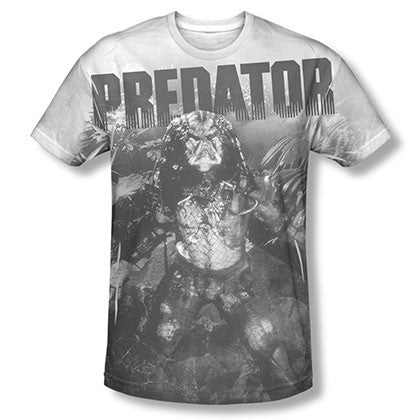 Predator In The Jungle Sublimation T-Shirt