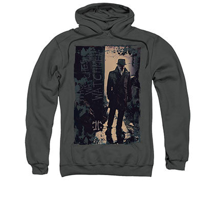 Watchment Rorschach Light Gray Pullover Hoodie
