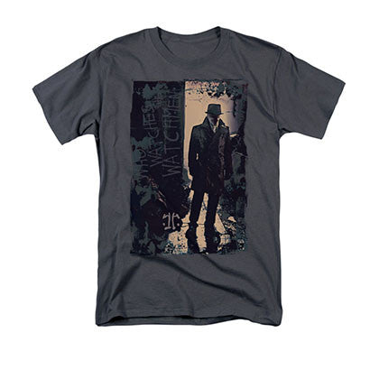 Watchmen Rorschach Light Gray T-Shirt