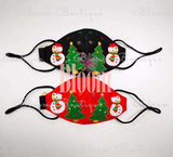 LED Holiday Masks {Pre-Order}
