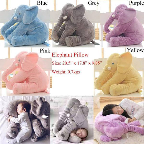 Large Stuffed Elephant {Pre-Order}