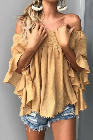 Ruffled Love Top