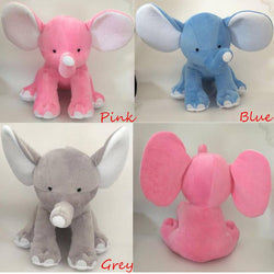 Small Stuffed Elephants