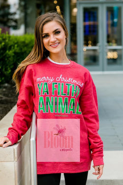 Filthy Animal Sweatshirt