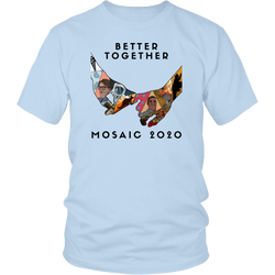 MOSAIC 2020 Conference Tee - INTERNATIONAL ORDERS