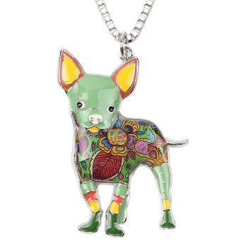 Chihuahuas Choker Necklace - Support National Chihuahuas Day