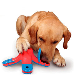 Interactive Dog treat dispensing Toy