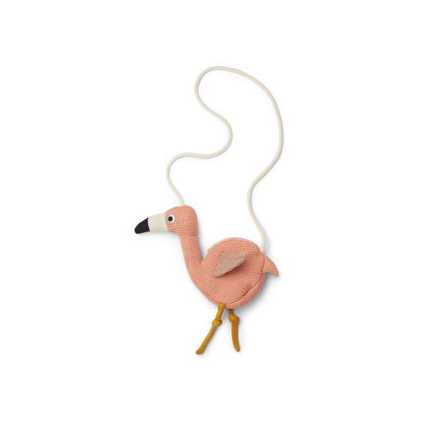 Liewood Design Momo Bag Flamingo Rose - scandibornusa