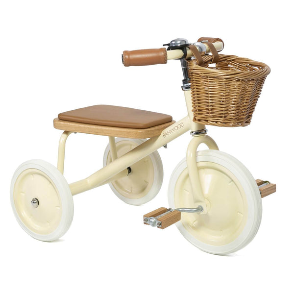Banwood Trike Cream