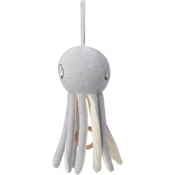 Liewood Music Mobile Angela Octopus Grey - scandibornusa