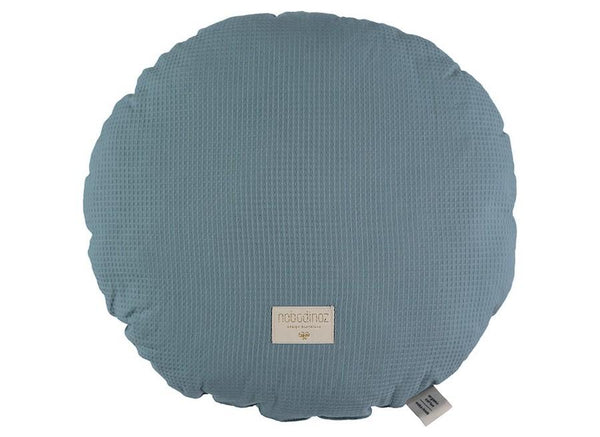 Nobodinoz Newton Cushion in Magic Green - scandibornusa