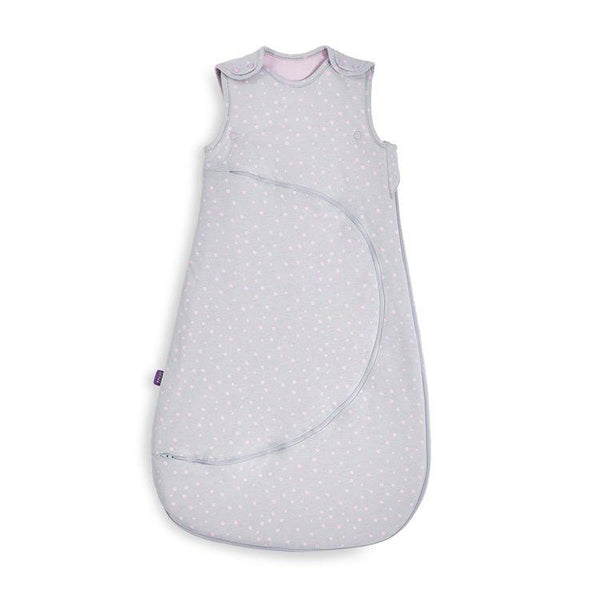 SnuzPouch Sleeping Bag in Spots - Rose