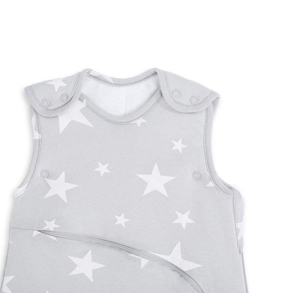 SnuzPouch Sleeping Bag in Stars - White