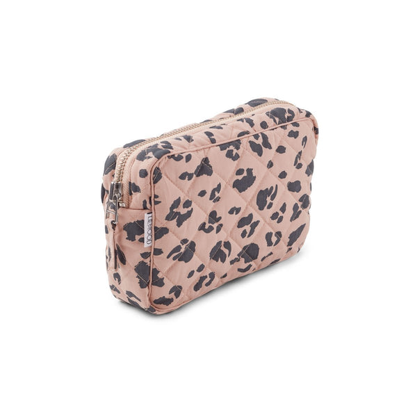 Liewood Claudia Toiletry Bag in Leo Rose - scandibornusa