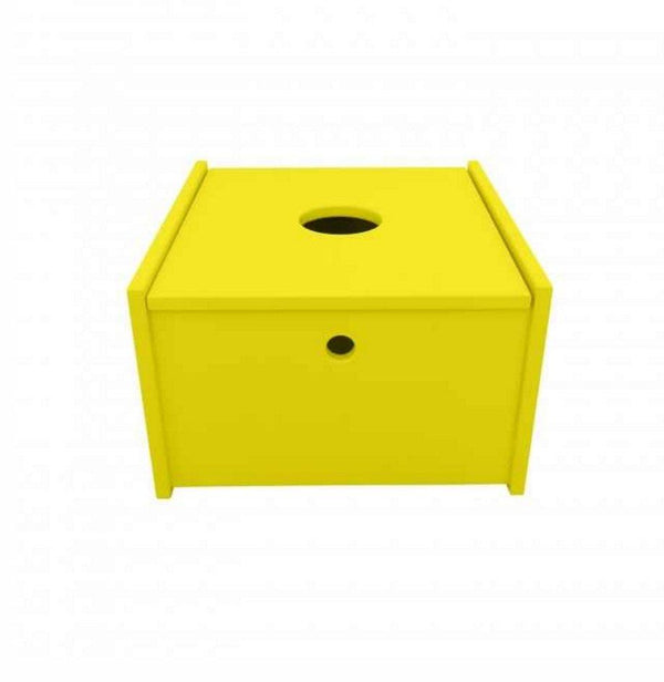 Arthur and Friends Bobie Storage Box - Yellow