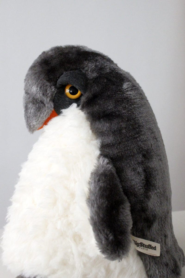 BigStuffed Winter Penguin