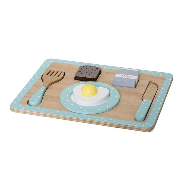 Bloomingville Breakfast Food Play Set