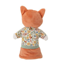 Bloomingville - Caveli Hand Puppet - Fox in Brown