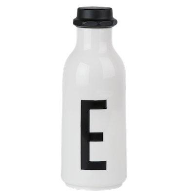 Design Letters Personal Water Bottle A-Z