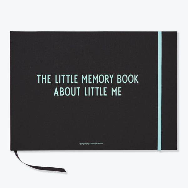 Design Letters -The Little Memory Book About Life - Green