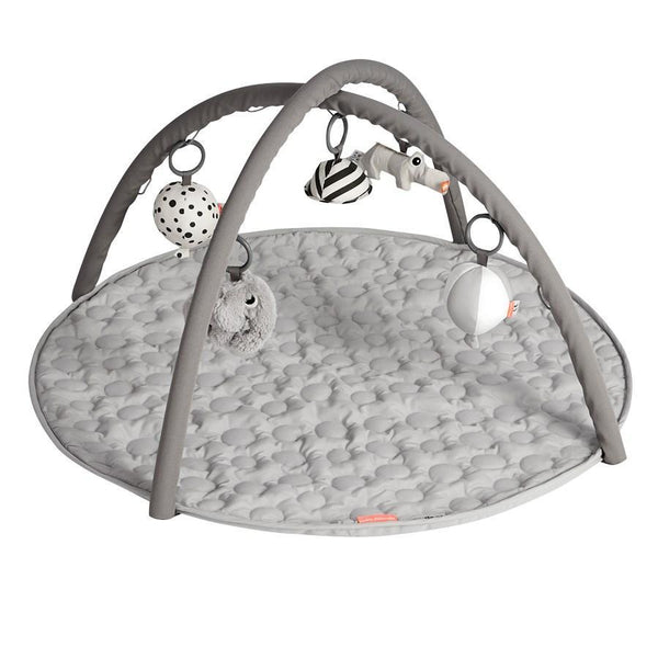 Done by Deer Activity Play Mat in Grey