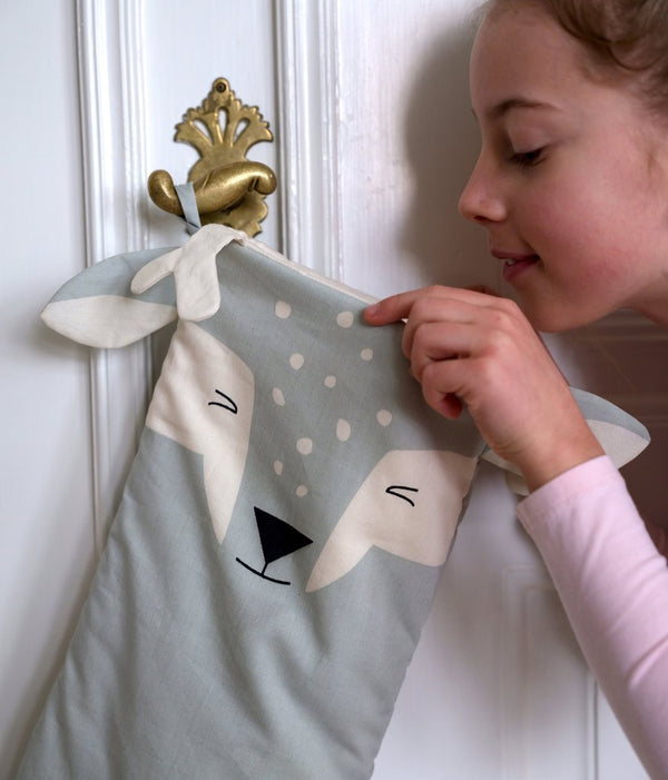 Fabelab Christmas Stocking - Shy Fawn