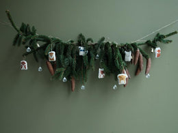 Fabelab Hanging Ornaments - Animals (set 2)