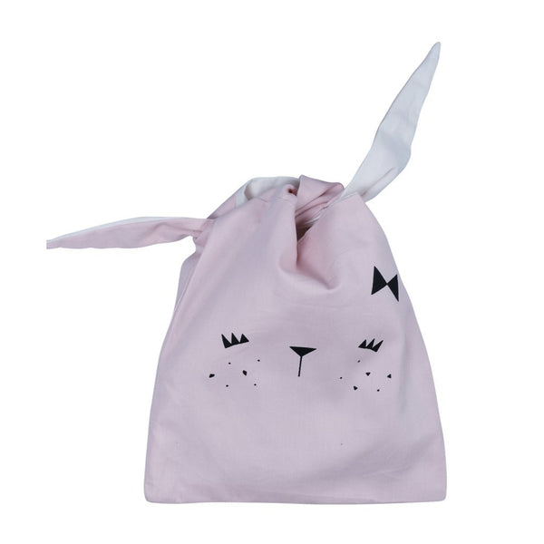 Fabelab Lunch Bag - Mauve Bunny