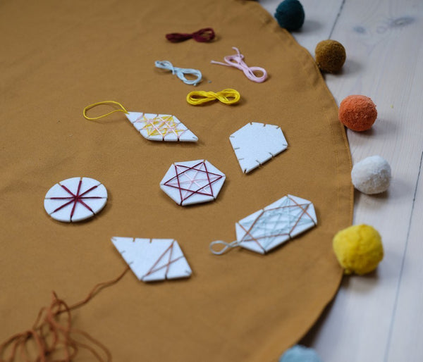 Fabelab Ornament Craft Set - Geometric
