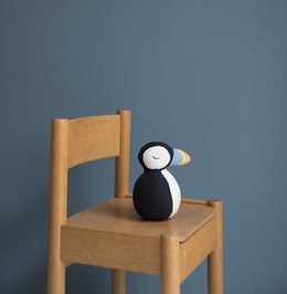 Fabelab Puffin Tilting Toy