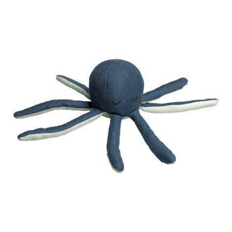 Fabelab Rattle Octopus Blue Spruce
