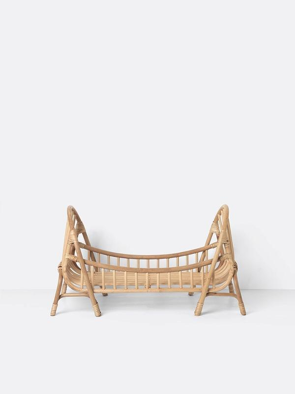 Ferm Living Kuku Doll Bed