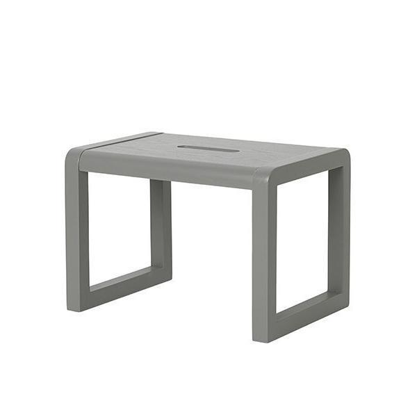 Ferm Living Little Architect Stool in Grey