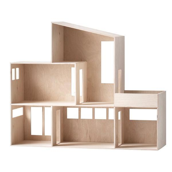 Ferm Living Miniature Funkis Doll's House