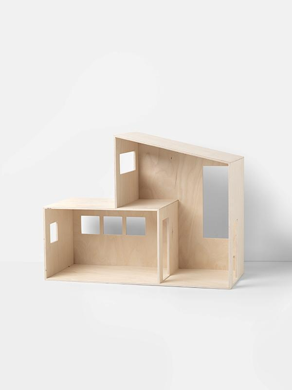 Ferm Living Miniature Funkis Doll's House Small