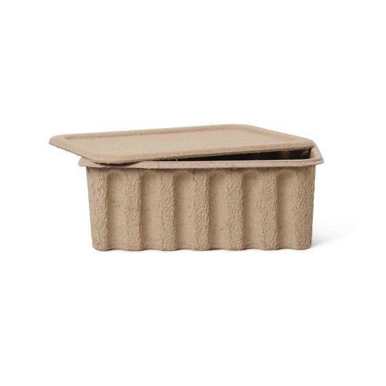 Ferm Living Paper Pulp Box - Large (Set of two)