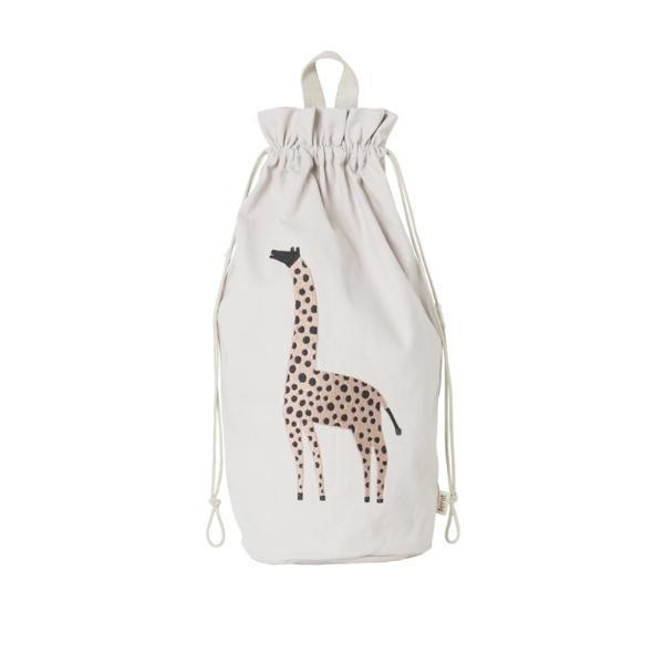 Ferm Living Safari Storage Bag - Giraffe