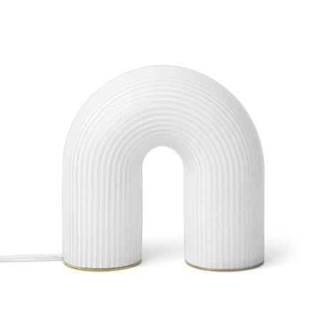 Ferm Living Vuelta Table Lamp in White