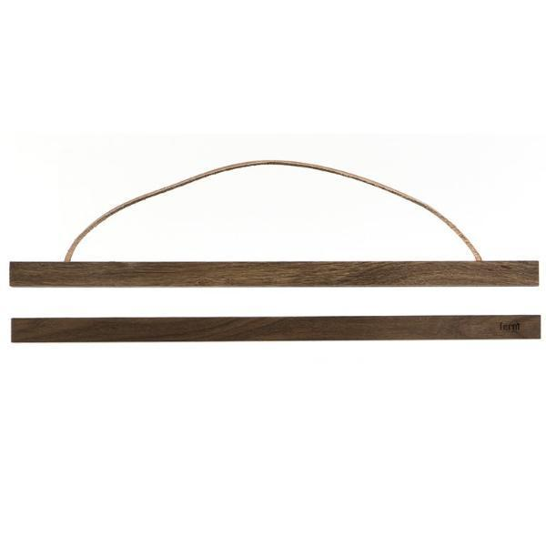 Ferm Living Wooden Frames Smoked Oak (Two Sizes)