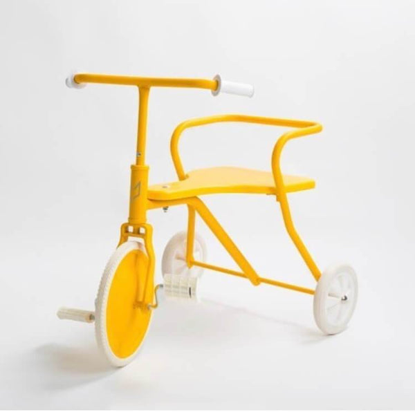 Foxrider Retro Tricycle Yellow